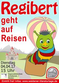 Regibert-Plakat