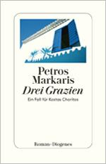 Buchcover Markaris drei-grazien-9783257070415
