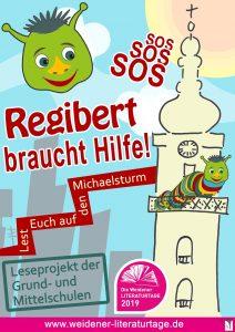 Plakat Regibert 2019 klein